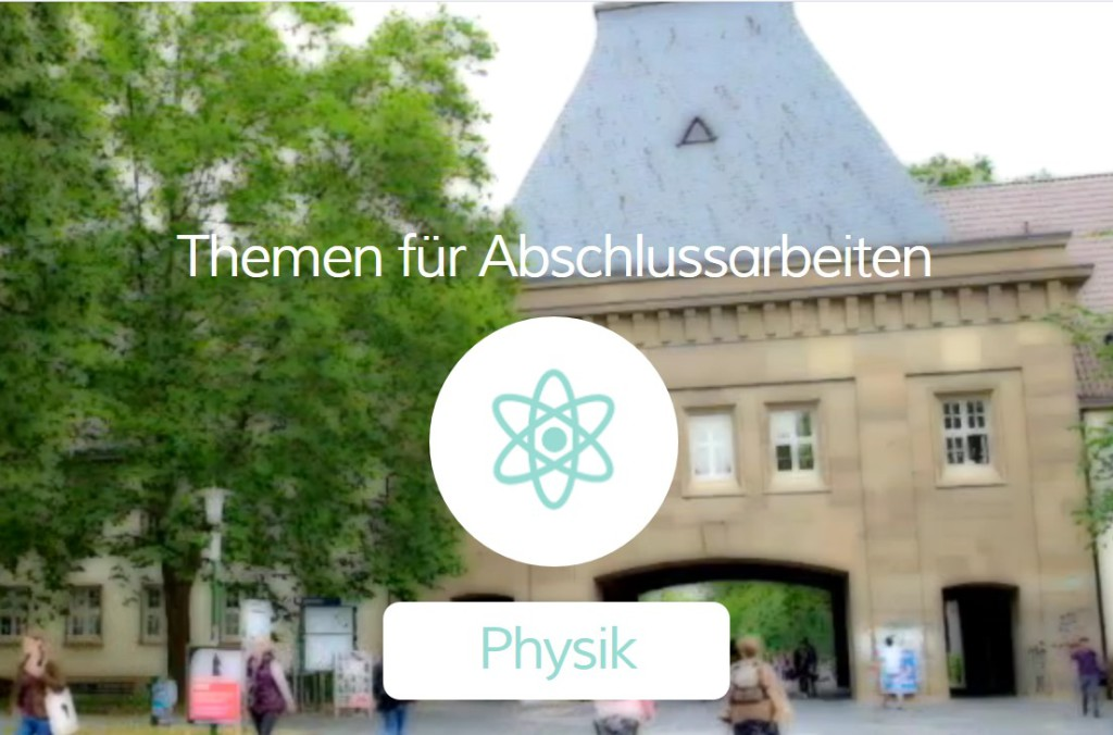 Bachelorarbeit physik beispiel fantasiegeschichte richtig schreiben